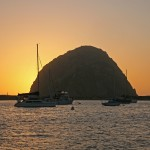 morro-bay-rock-and-harbor-at-sunset
